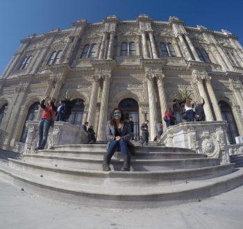 Dolmabaçe Palace
