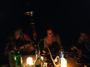 Campings en el desierto de Sahara