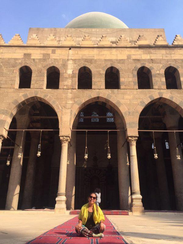 .Mesquita de Muhammad Ali, más conocida como Citadel