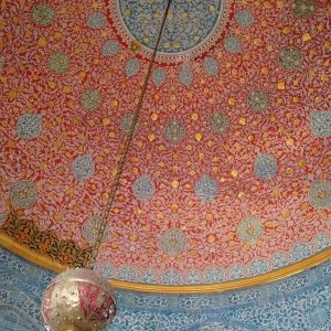 mosaico topkapi