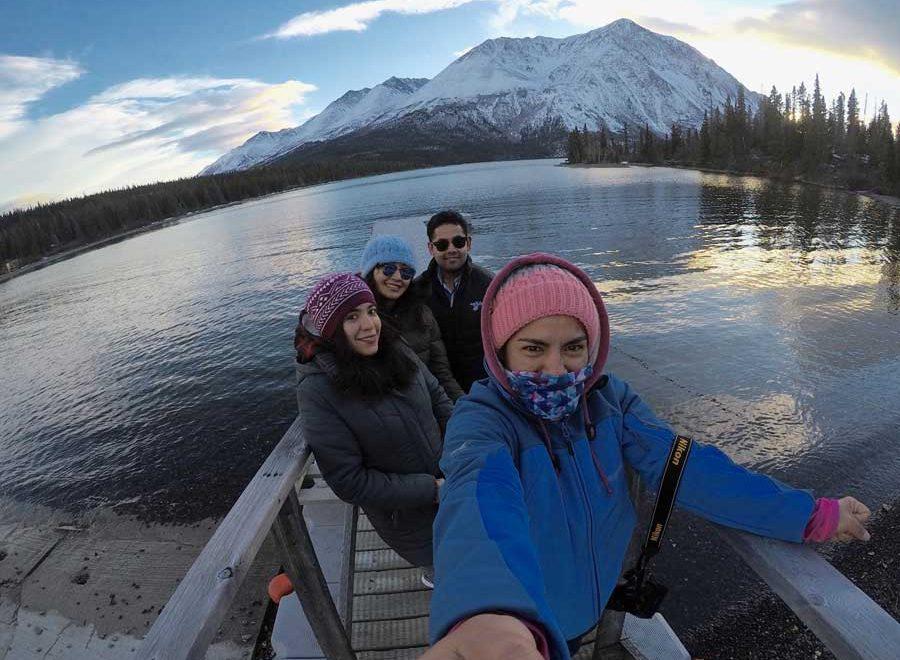 Así se ven los lugares más remotos en Canadá